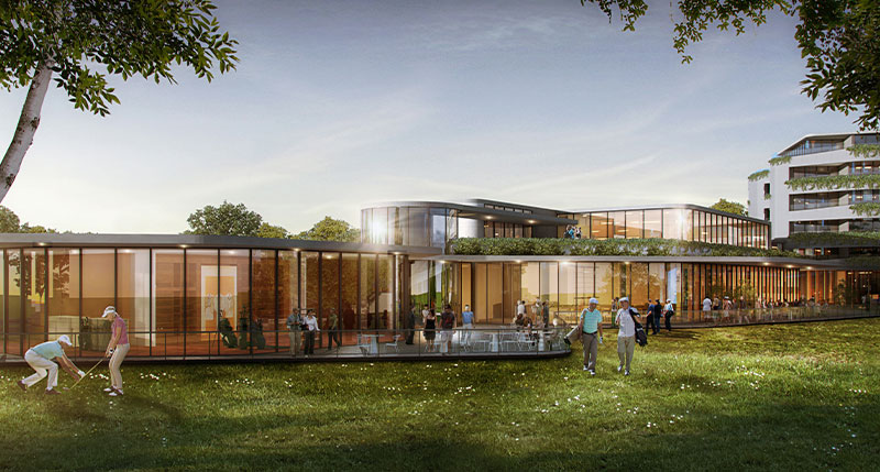 Merewether Golf Club Approved for $120m Seniors Living Project